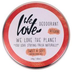 Natürliche vegane Deocreme Sweet & Soft