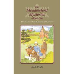 The Meadowford Mysteries - Book One als Buch von Sheila Wright