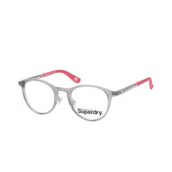 Superdry SDO ALBY 108, inkl. Gläser, Runde Brille, Damen