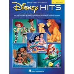 Beginning Piano Solo: Disney Hits