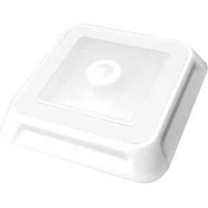 Müller Licht 57014 LED-Unterbauleuchte mit Bewegungsmelder 0.5W Neutral-Weiß Weiß