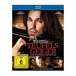Der Teufelsgeiger - DVD  Filme
