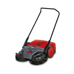 Kehrmaschine / Handkehrmaschine 477 Profi Kehrbesen geeignet ab 1.000 m² - Haaga