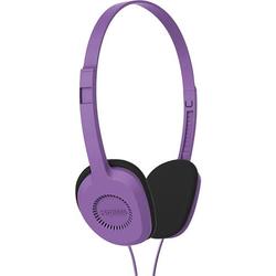 KOSS KPH8v On Ear Kopfhörer On Ear Leichtbügel Violett