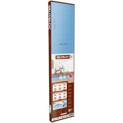 Selit Trittschalldämmplatte SELITBLOC, 1,5 mm, 10,2 m², für Vinyl- und Designböden, faltbar