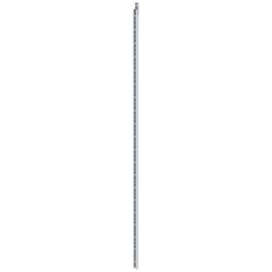 Günzburger Steigschutzschiene Aluminium 2,80m
