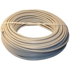 Mantelleitung Installationsleitung NYM-J 3x1,52 PVC grau 5-50m (45m)