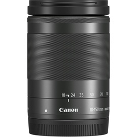 Canon EOS M50 schwarz + 18-150mm IS STM
