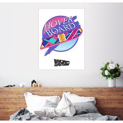 Posterlounge Wandbild, Hoverboard 70 cm x 90 cm