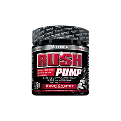 Weider - Rush Pump, 375g Dose (Geschmack: Sauerkirsche)