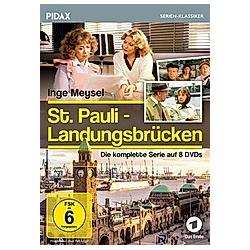 St. Pauli Landungsbrücken (60 Folgen) - DVD  Filme