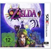 The Legend of Zelda: Majora's Mask (USK) (3DS)