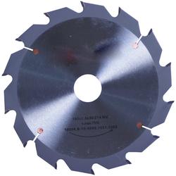 CONNEX Kreissägeblatt Handkreissägeblatt, HM, grob, Ø 190 mm grau