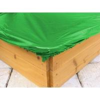 GRASEKAMP Sandkastenplane grün (49193)