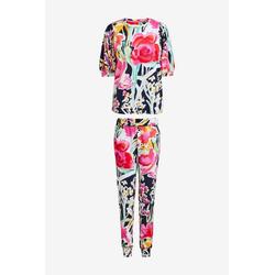 Next Pyjama Pyjama aus Baumwolle (2 tlg) lang - L