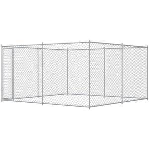 vidaXL Hundezwinger vidaXL Outdoor-Hundezwinger 383x383x185 cm