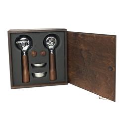 Bezzera Holz Siebträger-Set BZ Serie