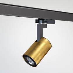 Spot GABI NEU TOP für 3-Phasen Stromschiene Gold