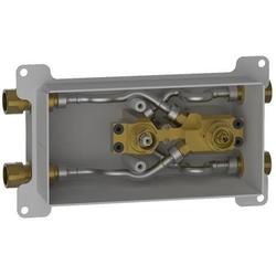 Keuco UP-Funktionseinheit METIME_SPA DN 20 für Thermostatbatterie für 2 Verbraucher