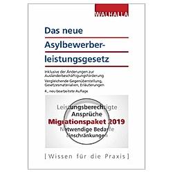 Das neue Asylbewerberleistungsgesetz - Buch
