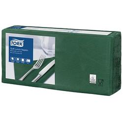 150 TORK Servietten Soft grün