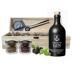 Spitzmund Gin & Botanical Box