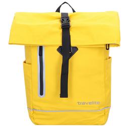 Travelite Basics Rucksack 45 cm gelb