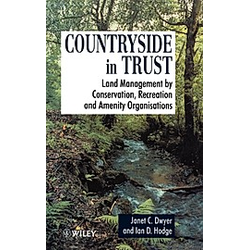 Countryside in Trust. Hodge   Dwyer  - Buch