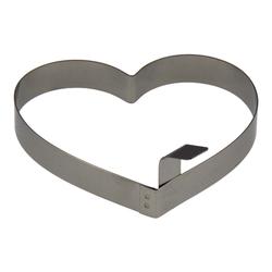 LARES Spiegeleiformer Herz, Höhe 1,7 cm, Ø 12 cm
