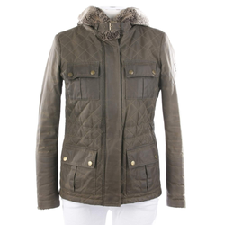Belstaff Damen Winterjacke khaki, Größe 34, 4939602