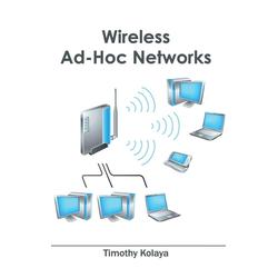Wireless Ad-Hoc Networks als Buch von
