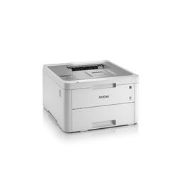 Brother Kompakter Farbdrucker mit WLAN Farblaserdrucker, (WLAN (Wi-Fi)