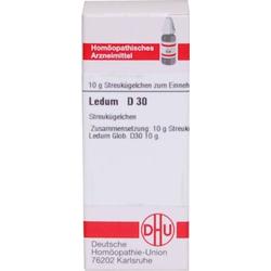 LEDUM D 30 Globuli