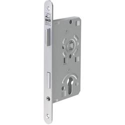 Basi 9250-5522 Einsteck-Zimmertürschloss Silber