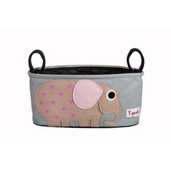 3 Sprouts - Kinderwagentasche Elefant