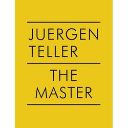 The Master IV als Buch von Juergen Teller