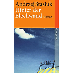 Hinter der Blechwand. Andrzej Stasiuk  - Buch