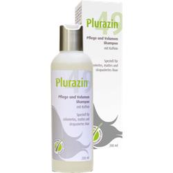 PLURAZIN 49 Pflege+Volumen Shampoo 200 ml