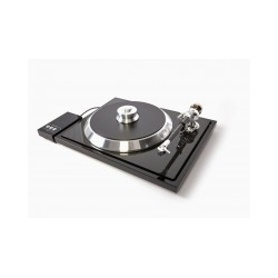 EAT C-SHARP Plattenspieler in Carbon schwarz