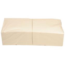 Tafelservietten, 40 x 40 cm, 1/4 Falz, 2-lagig, hochweiß, 1 Karton = 6 x 250 Stück = 1500 Stück