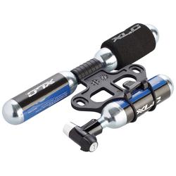 XLC Fahrradpumpe PU-M03 CO2 Pumpe
