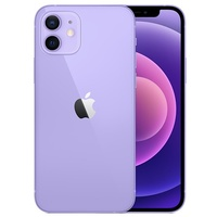 Apple iPhone 12 64 GB violett