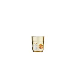 Mepal Becher Glas Kinder-Trinkglas Mepal Mio (1-tlg) orange