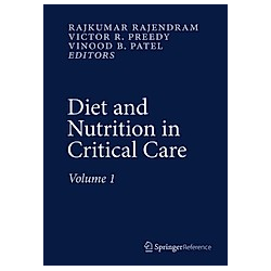 Diet and Nutrition in Critical Care  2 Vol. - Buch