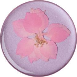 POPSOCKETS PopGrip Premium Handy Ständer Blumen, Pink