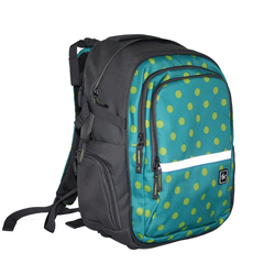 Hama Schulrucksack, All Out by Hama Mädchen Schulrucksack Schulranzen Filby Mint Dot Rucksack Schule