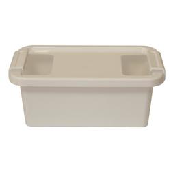 ONDIS24 Aufbewahrungsbox Aufbewahrungsbox mit Deckel Klipp Box XS Lagerbox 2,5 Liter
