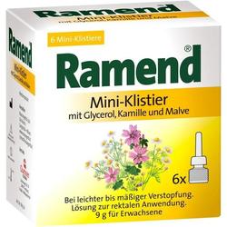 RAMEND Mini-Klistier 54 g
