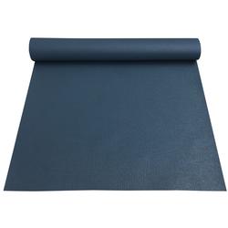 Yoga-Matte Eco, Blau, 180 cm, 60 cm