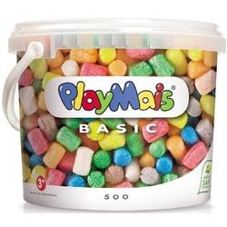 PlayMais Basic 500 (kleiner Eimer) 160026